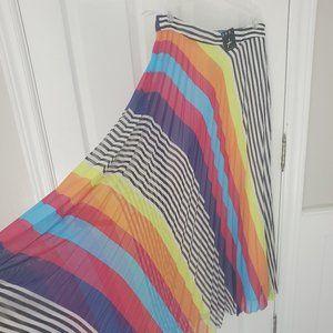 Primark Atmosphere Rainbow Maxi skirt